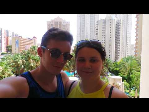 BENIDORM Holiday Video MELIA HOTEL 2015 - Jack Greenfield