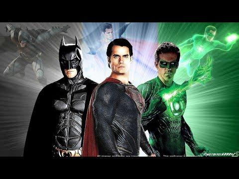 Green Lantern 2: Rise of the Manhunters – Movie Trailer 2018 HD