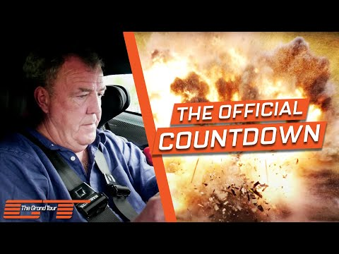 The Grand Tour – 2 Weeks To GO!