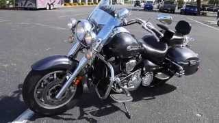 7. 2008 Yamaha Road Star Silverado S - U001602