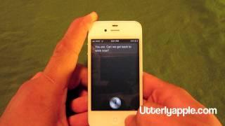 Why Siri Why?! YouTube video