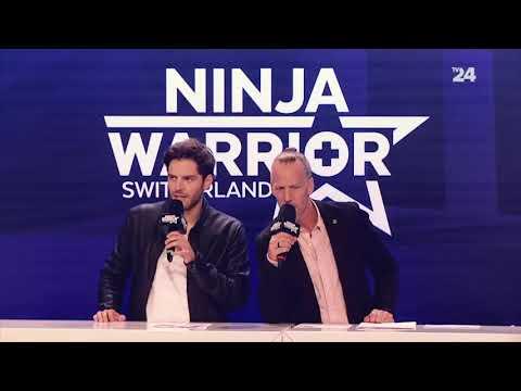 Nearly Nude Ninja Warrior