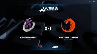 (RU) WESG Grand Finals | map 2 | Keen Gaming vs TNC Predator | bo2 | by @Mrdoubld
