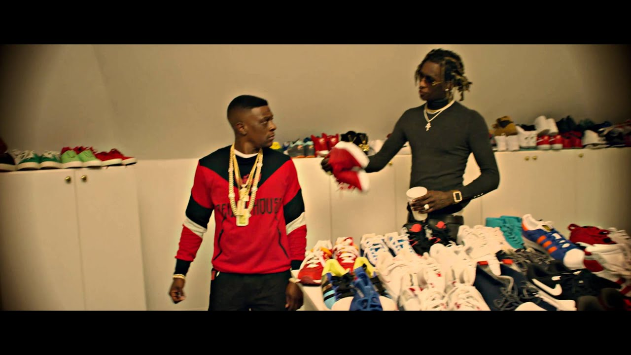 Young Thug – F Cancer (Ft. Quavo) (Video)
