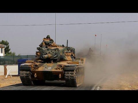 Δυσφορία ΗΠΑ και Ρωσίας για τις τουρκικές επιχειρήσεις στη Συρία