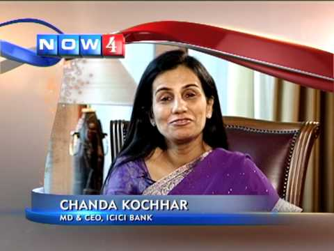 ET NOW 4th Anniversary : Chanda Kochhar's Wishes