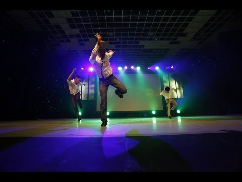 Tap Sounds Underground - KARtv Dance Awards 2013