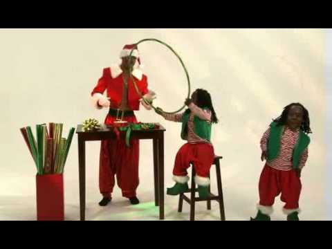 Funny Christmas Video - This is a funny e-card for Christmas. It's a great spoof of MC Hammer's