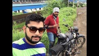 Bike ride at Kasara & Igatpuri.