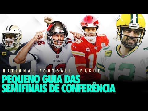 Pequeno Guia das Semifinais de Conferência da NFL