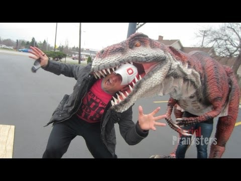 Jurassic Prank Extras