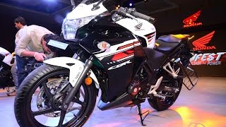 9. Honda CBR 250R Review Specification Price In India 1.8 Lakhs - Hybiz.tv