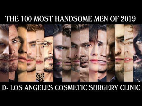 Thr 100 Most Handsome Men of 2019