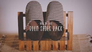 【100均すのこで簡単DIY】一人暮らし用の小さいラックの作り方