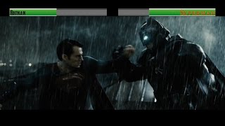 Nonton Batman Vs Superman  Bvs    With Healthbars Film Subtitle Indonesia Streaming Movie Download