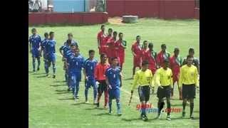 AFC U-14 Youth Football Festival Day 1 By: GoalNepal.com