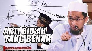 Video Inilah Arti Bid'ah yang Benar Menurut Istilah Agama - Ustadz Adi Hidayat LC MA MP3, 3GP, MP4, WEBM, AVI, FLV Desember 2018