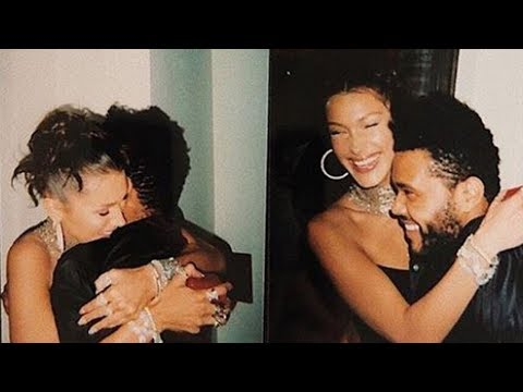 Quotes about happiness - Bella Hadid & The Weeknd CONFIRM Their Love with Emotional Instagram Post