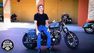 Why Conrad Bought a Harley
