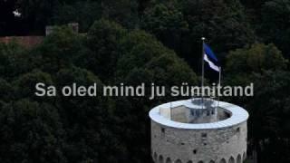 Feb 12, 2010 ... Mix - National Anthem of Estonia (Eesti Hümn)YouTube. Lipupäev: 24. veebruar non Eesti Vabariigi aastapäev - Duration: 1:44. eeesti 41,224...