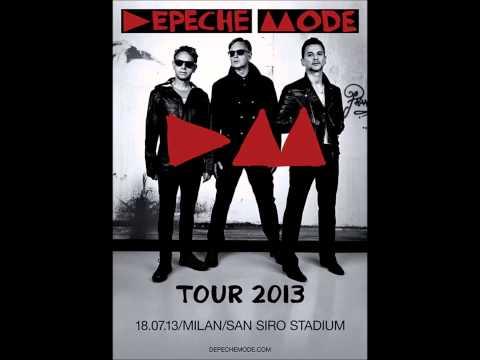 Depeche Mode - Delta Machine Tour 2013 - Live Milano, Stadio S.Siro,18 Luglio 2013