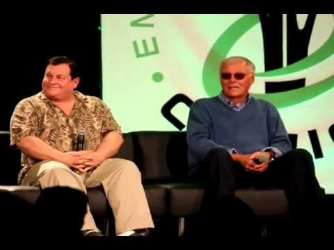 Adam West & Burt Ward - Emerald City Comic Con 2013