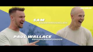 Spend a weekend with Paul Wallace from Super Cars of London & Sam from Seen Through Glass as they meet some of their ...
