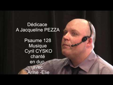 Cyril Cysko Psaume 128 Le Clip