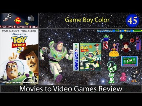 toy story 2 game boy color passwords
