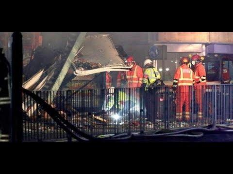 Gewaltiger Knall in Leicester: Tote und Verletzte n ...