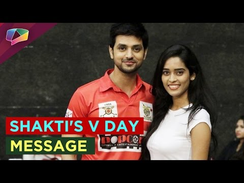 Shakti Arora's special message for girlfriend Neha