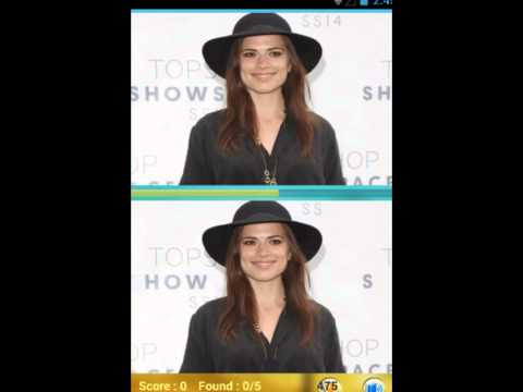 Video of Hayley Atwell Find Games