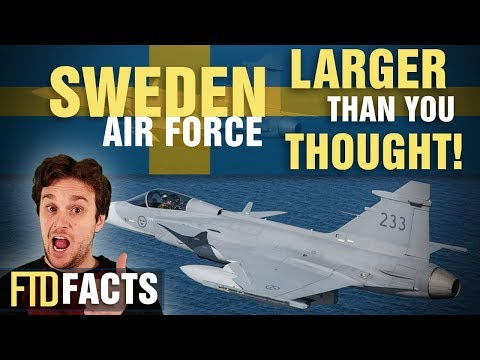 10+ Incredible Facts About Swedish Air Force (Svenska flygvapnet)