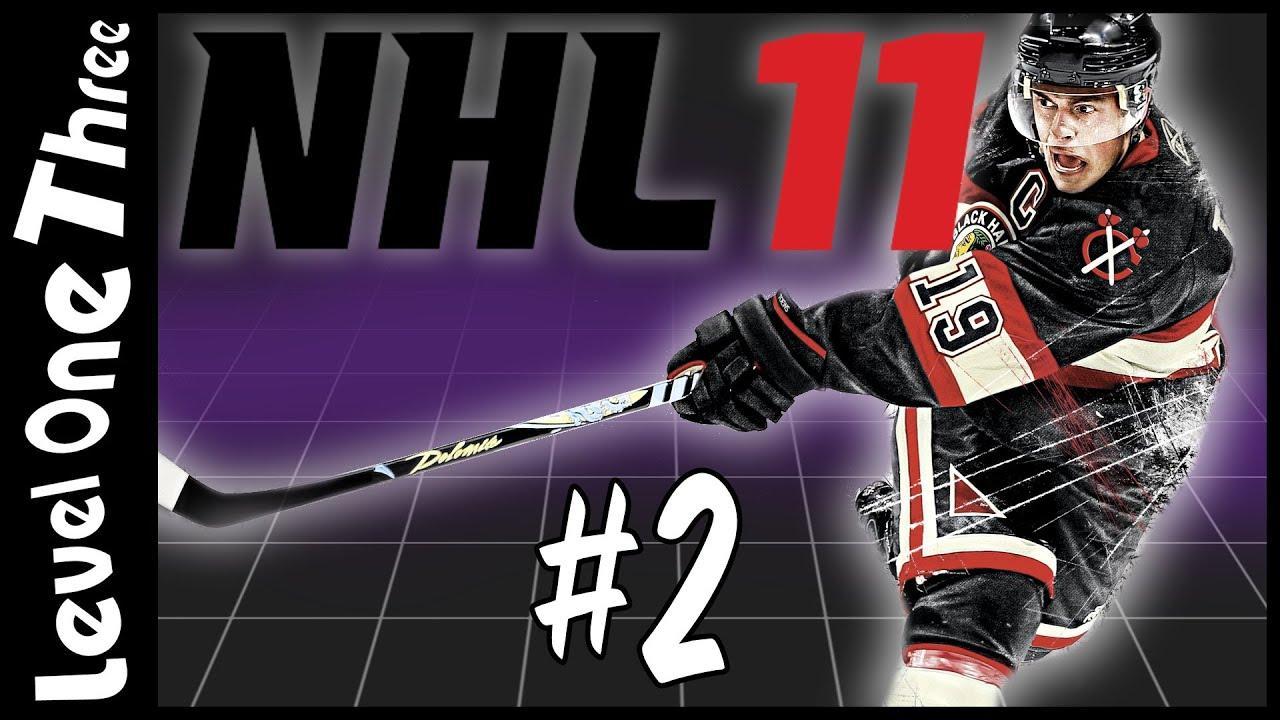 NHL 11 – Part 2: Under Control – Level Best