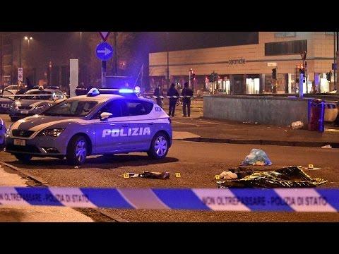 Πως εξουδετερώθηκε ο δράστης της επίθεσης του Βερολίνου στο Μιλάνο