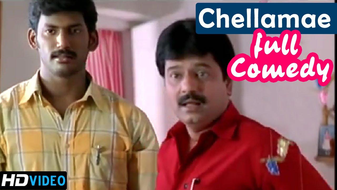 Chellamae | Tamil Movie Comedy | Vishal | Reemma Sen | Vivek | Bharath | Mumtaz