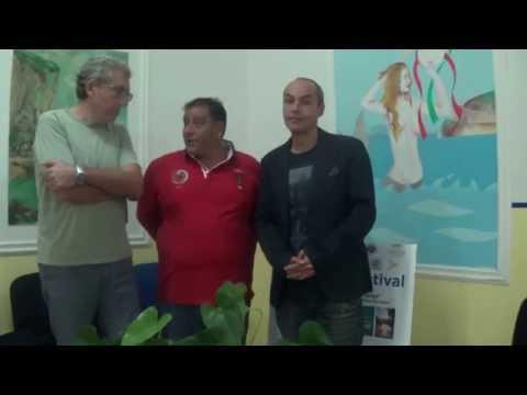 Al Meta Film Festival ricordo dell'impresa di Maiorca a Sorrento con Angelo Farina