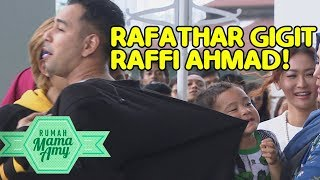 Video Raffi Ahmad Godain Cewek Ini, Tiba Tiba Rafathar Marah Sampai Gigit Raffi - Rumah Mama Amy (14/11) MP3, 3GP, MP4, WEBM, AVI, FLV November 2017