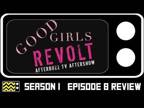 Good Girls Revolt Season 1 Episodes 7 & 8 Review & After Show | AfterBuzz TV