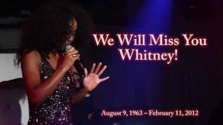 02 19 2012 Kelly Rowland Tribute to Whitney Houston