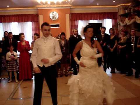 Nasz NIEZWYKŁY pierwszy taniec