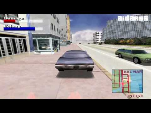 Driver (PC) Gameplay - Free Roam (1080 HD) + Free Download Link