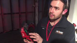 We get our first look at Milwaukee's new M12 2258-21 Thermal Imaging Camera live from Milwaukee's NPS 2016 in Melbourne