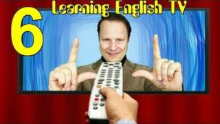Learn English with Steve Ford - Learning English TV Lesson 6-Advanced English Grammar Lesson