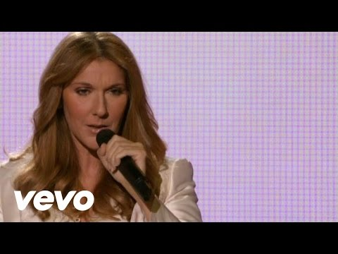 """Céline Dion - The Power Of Love (from the 2007 DVD """"Live In Las Vegas - A New Day..."""")"""