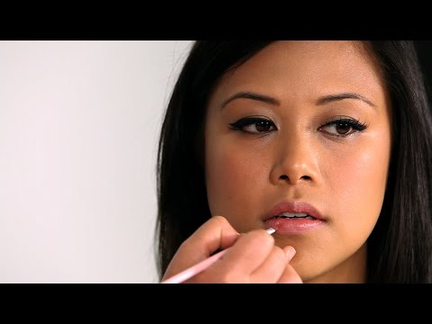 color - Watch more How to Do Asian Makeup videos: http://www.howcast.com/videos/504815-5-Contouring-Tips-Asian-Makeup Learn how to pick a lip color from celebrity makeup artist Raychel Wade in this...
