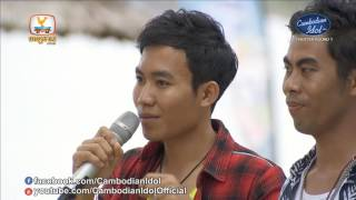 Khmer TV Show - Theater Round 1{2016-10-02