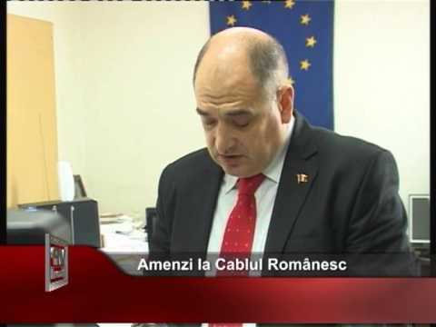 Amenzi la Cablul Românesc