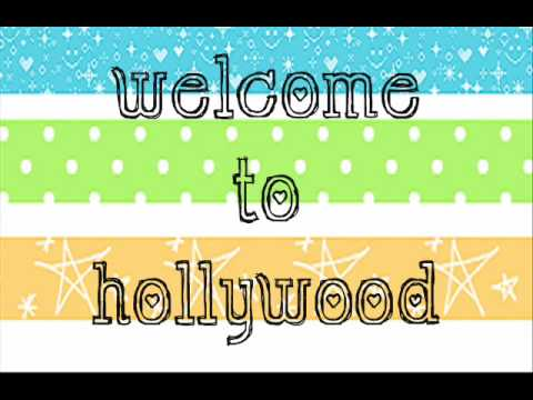 Mitchel Musso - Welcome To Hollywood lyrics