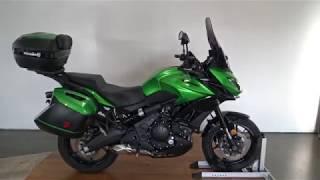 9. Kawasaki Versys 650 ABS